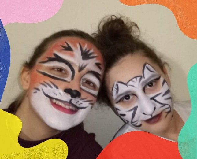 Face Painting One